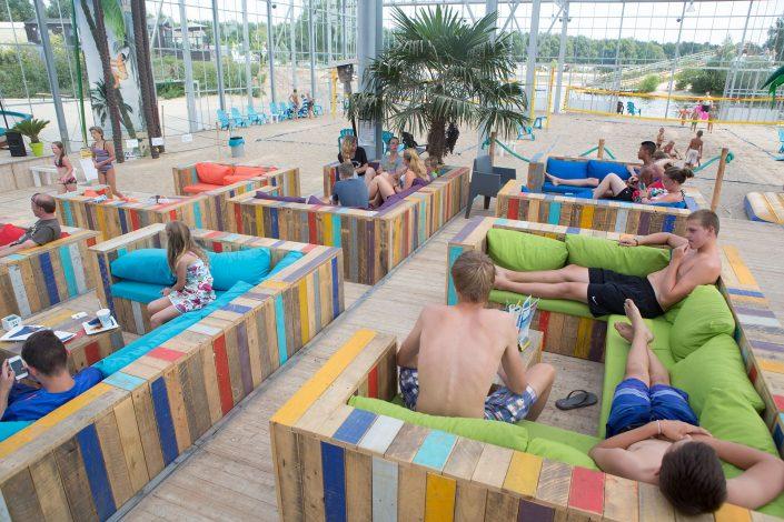 De Stoetenslagh betaalpas op tienercamping Nederland
