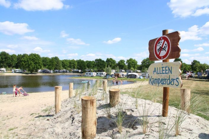 Campingplaats huren Overijssel bij Tienercamping Nederland