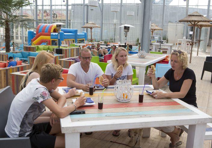 Chalet huren herfstvakantie op tienercamping Nederland
