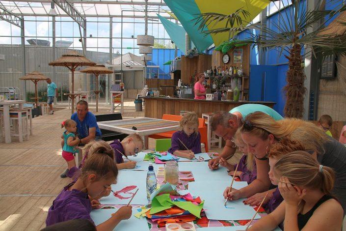 Indoor strand, een unieke strandvakantie in Overijssel