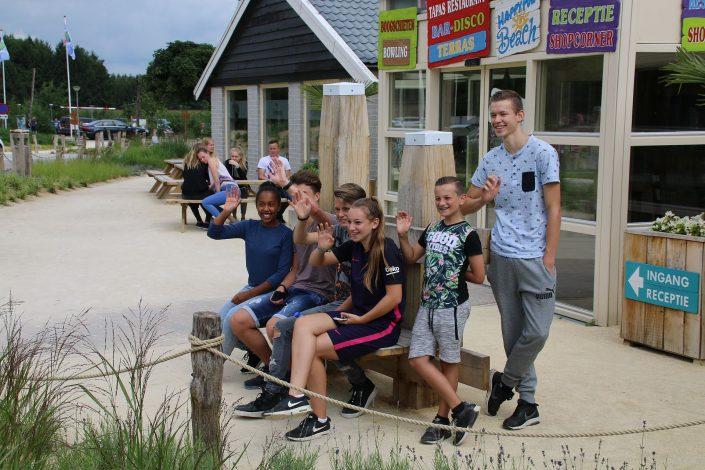 Op vakantie met pubers op een 5 sterren tienercamping