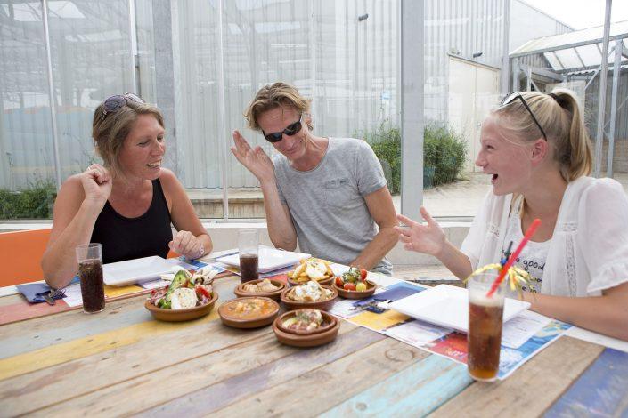 Restaurant Capfun het Stoetenslagh in Overijssel