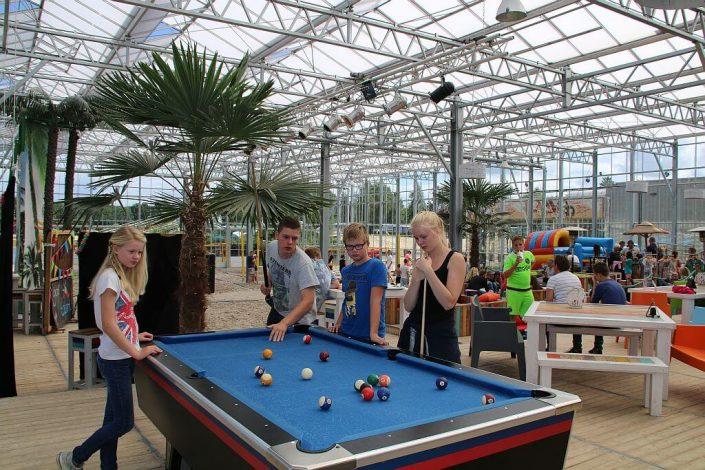 Vakantiepark voor gezinnen met tieners