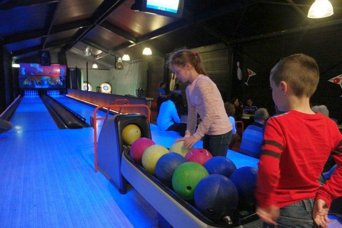 Bowlingbanen Overijssel bij 5 sterren camping, Hardenberg