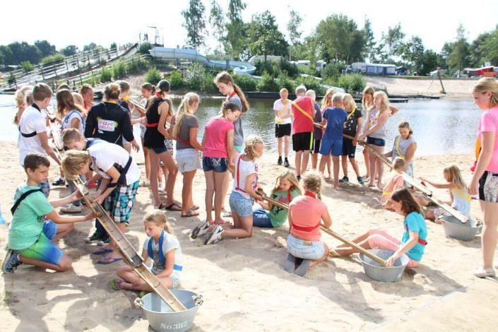 Camping met kinderen voor een unieke strandvakantie