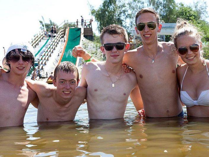 Camping met tieners, voor gezinnen met tieners en kinderen