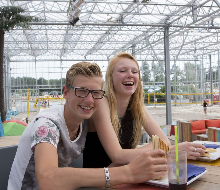 Tienervakantie Nederland